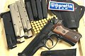 Gama de pistolas Beretta 9x19 disponível na QUALIFIRE